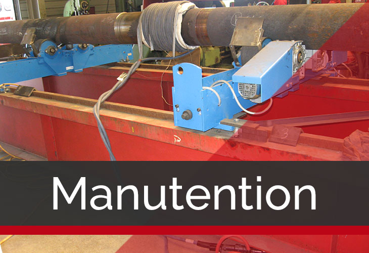JTM Maintenance - Manutention